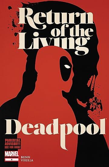 Return of the Living Deadpool #4 (of 4)