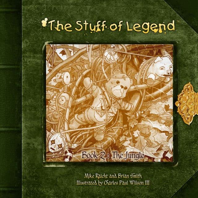 The Stuff of Legend Vol. 2 - The Jungle