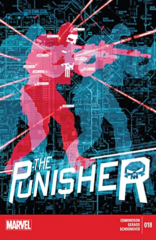 The Punisher (2014-2015) #18