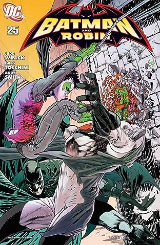 Batman and Robin (2009-2011) #25