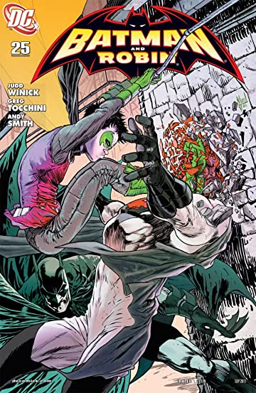 Batman and Robin (2009-2011) #25