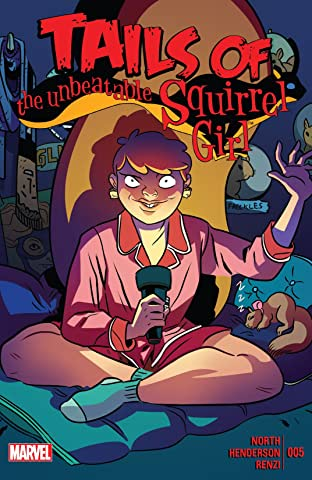The Unbeatable Squirrel Girl (2015) No.5