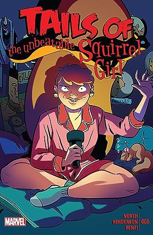 The Unbeatable Squirrel Girl (2015) #5