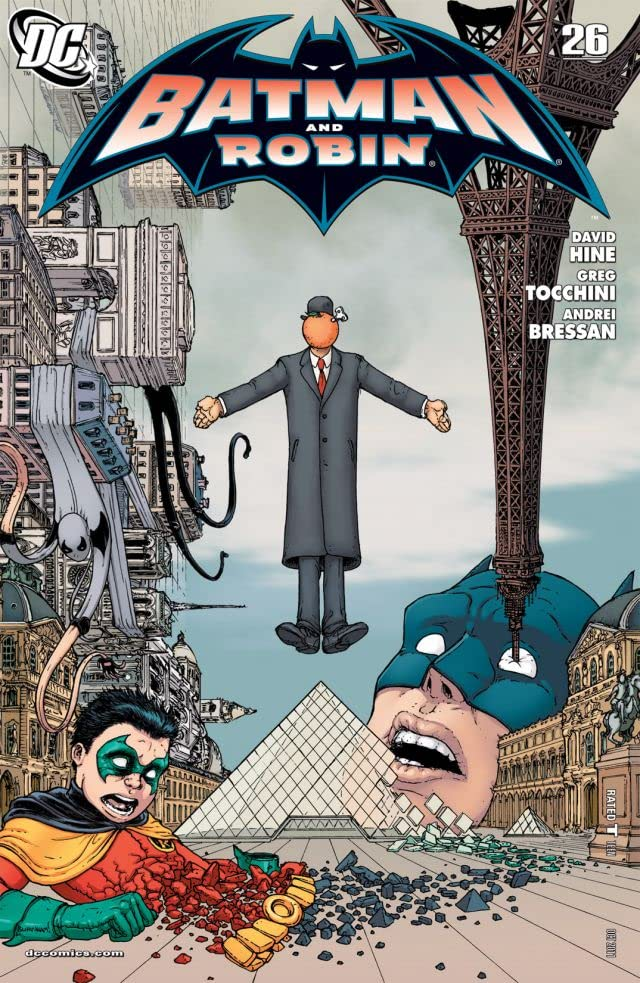 Batman and Robin (2009-2011) #26
