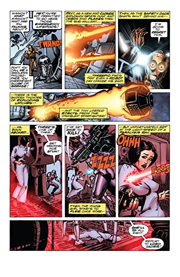 Star Wars Episode Iv A New Hope Eu Comics By Comixology