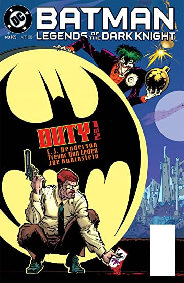 Batman: Legends of the Dark Knight #105