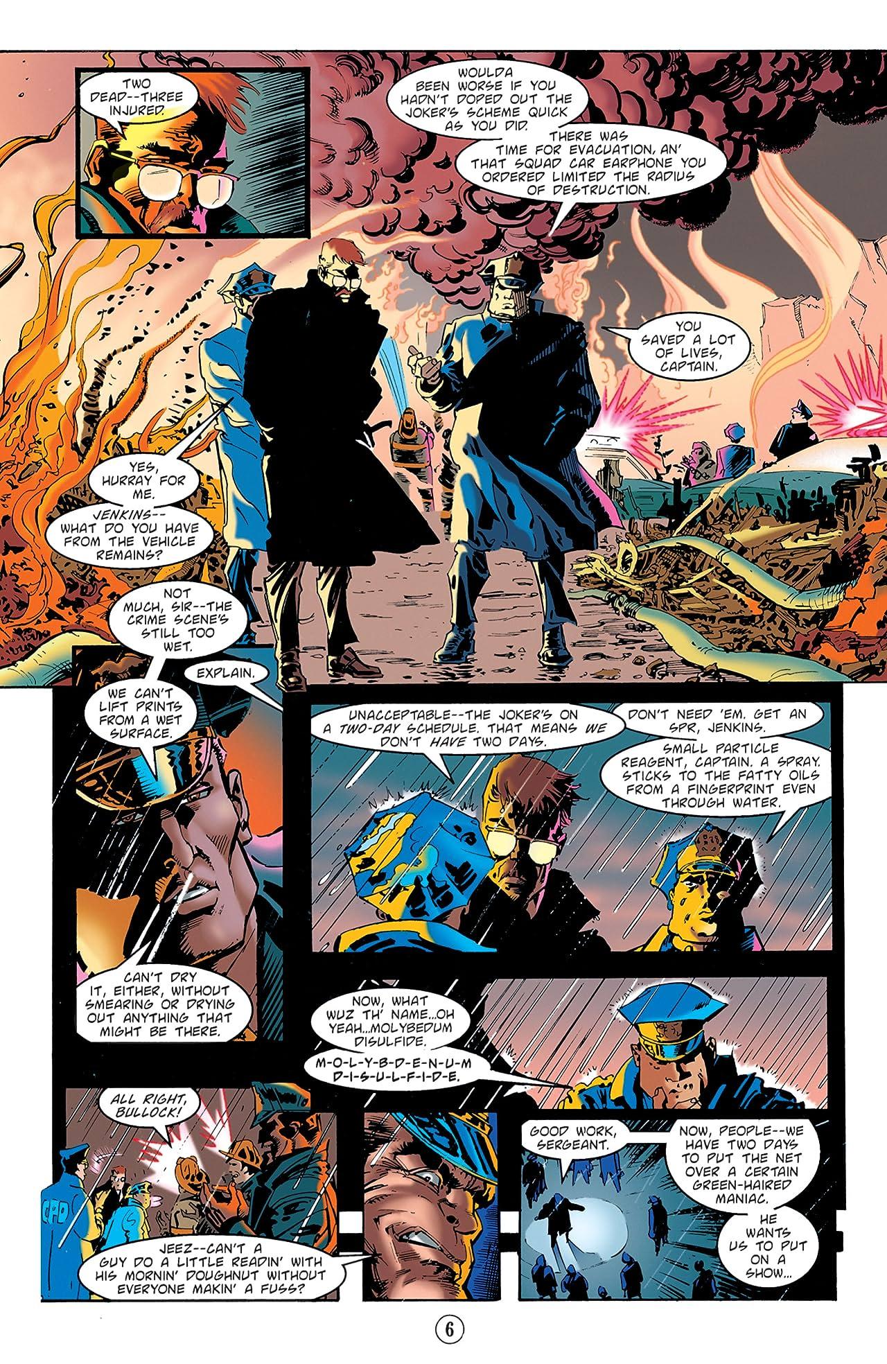 Batman: Legends of the Dark Knight #106