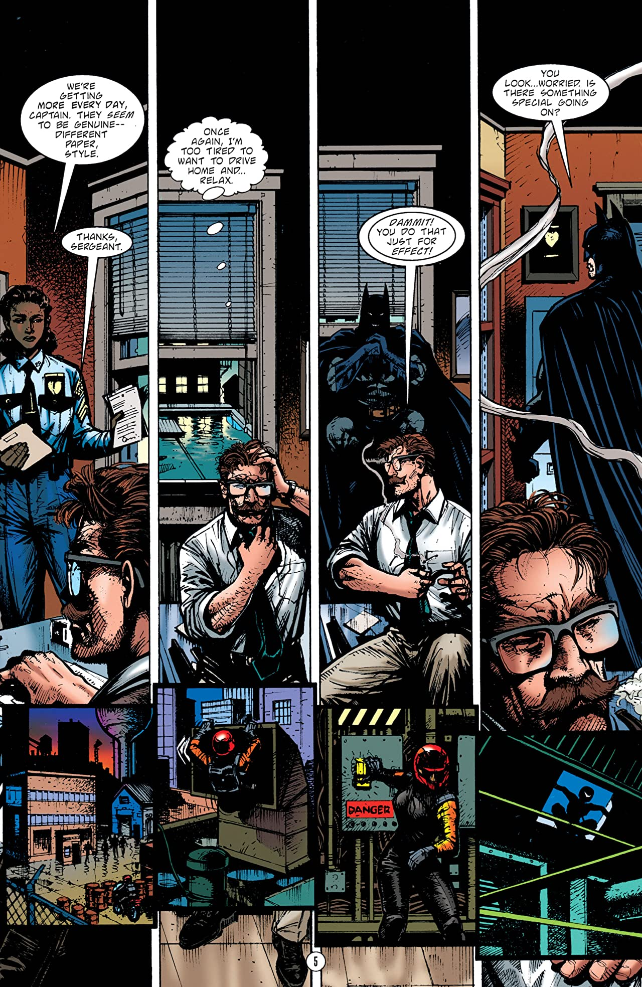 Batman: Legends of the Dark Knight #107