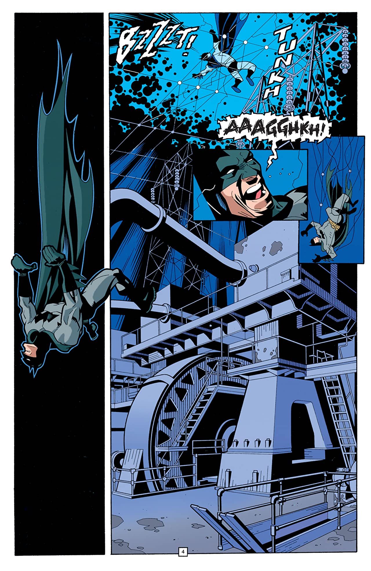 Batman: Legends of the Dark Knight #109