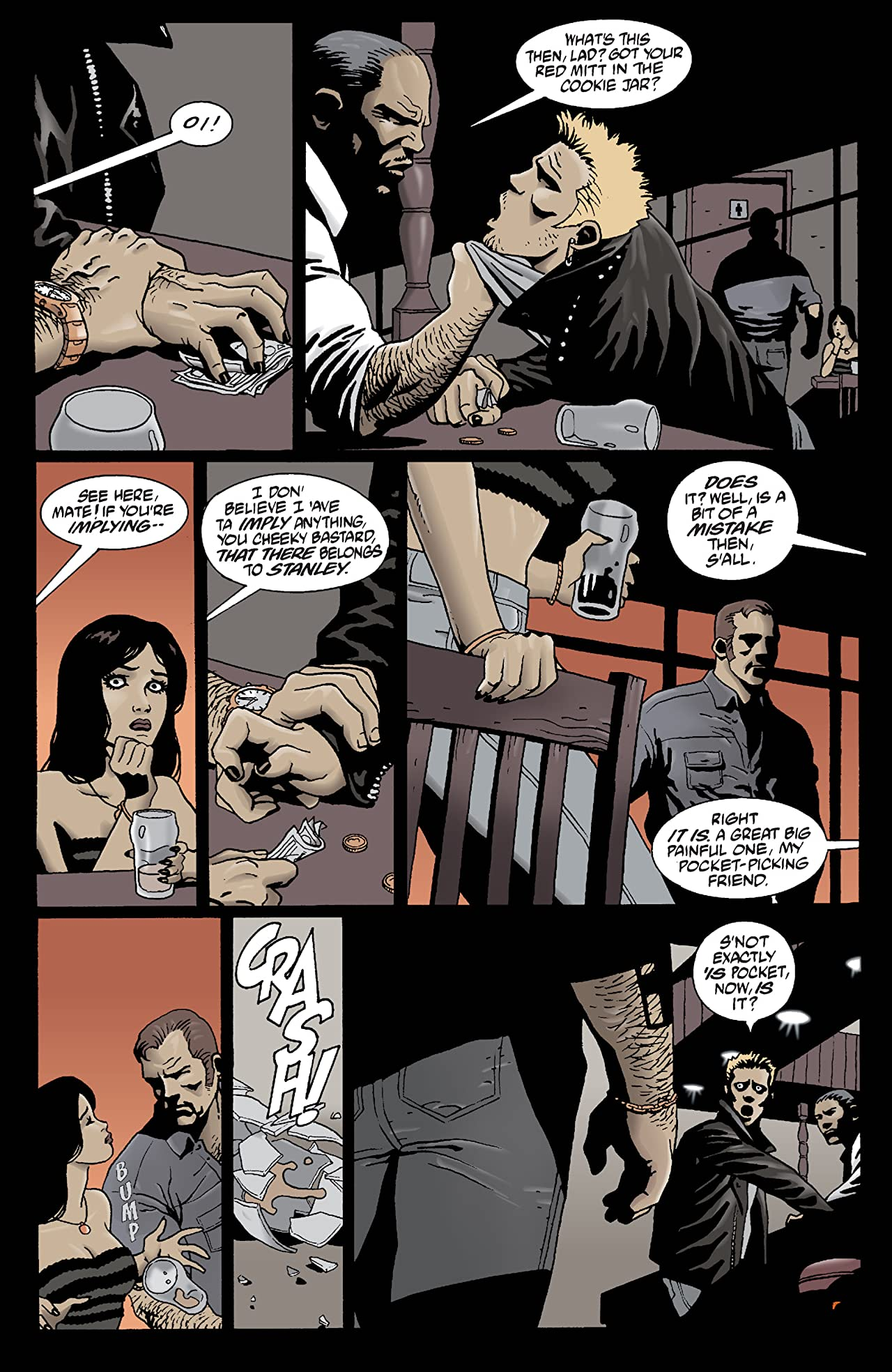 Hellblazer #155