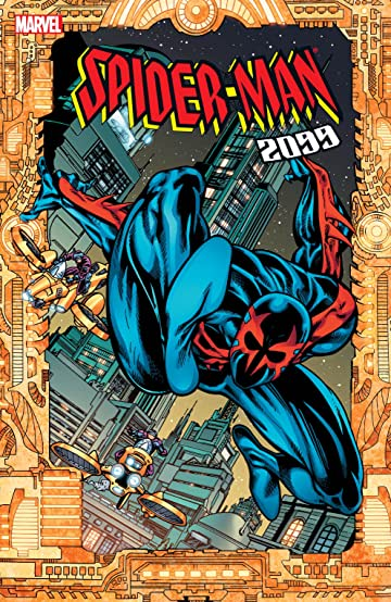 Spider-Man 2099 Classic Tome 2