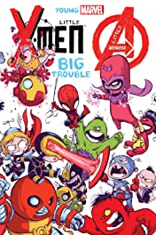 Young Marvel: Little X-Men, Little Avengers, Big Trouble