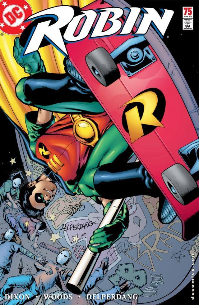 Robin (1993-2009) #75