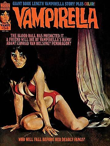 Vampirella (Magazine 1969-1983) #54