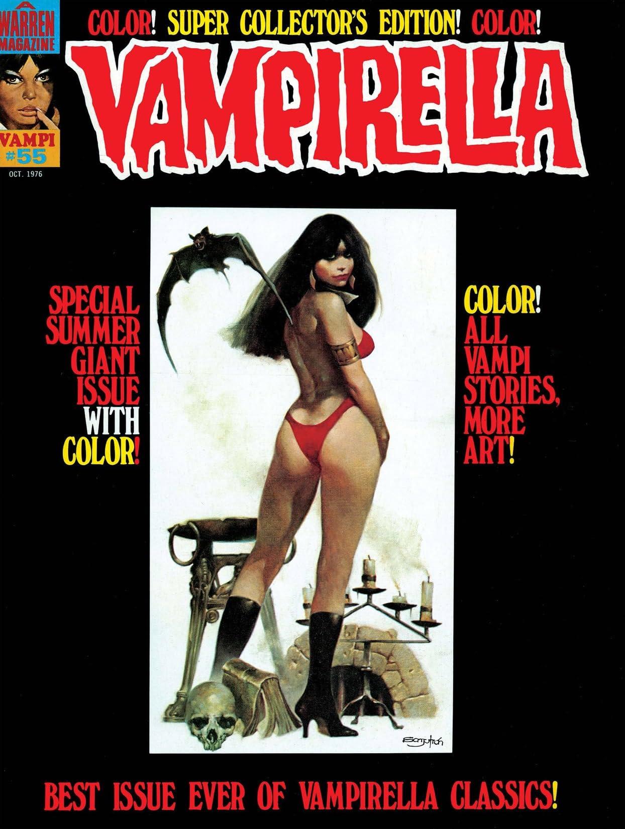 Vampirella (Magazine 1969-1983) #55
