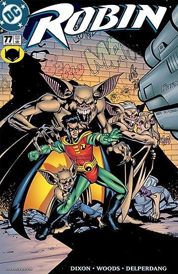 Robin (1993-2009) #77