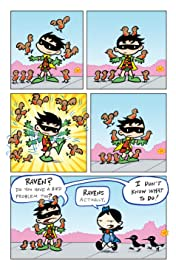 Tiny Titans #4