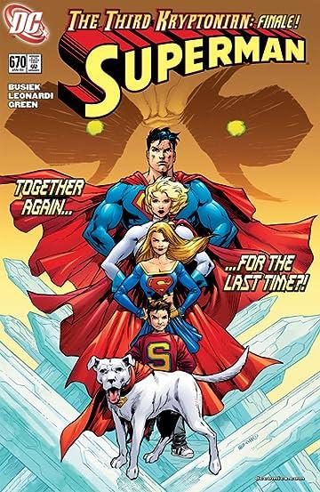 Superman (1939-2011) #670