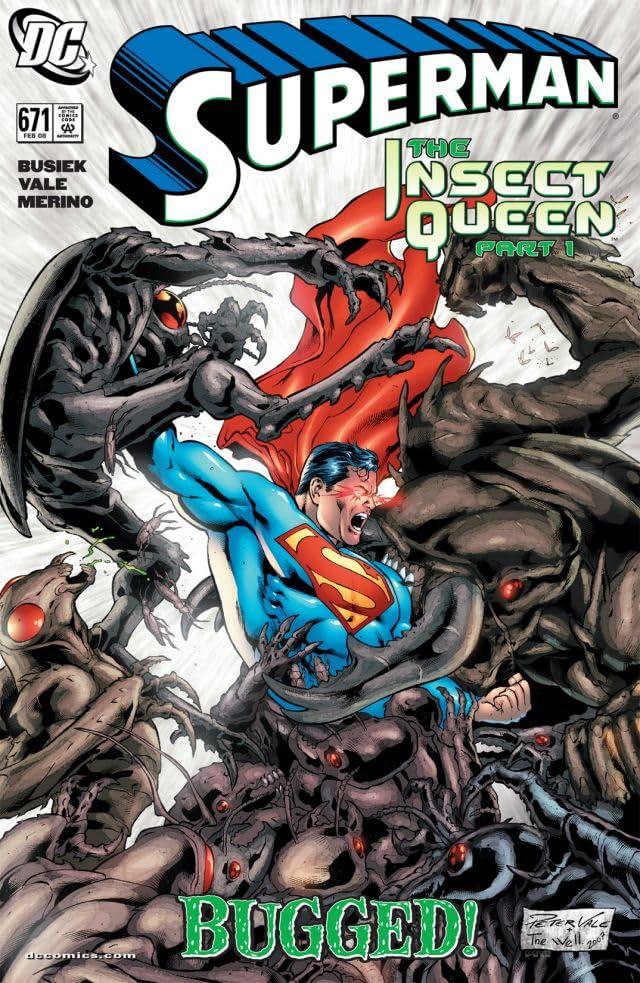 Superman (1939-2011) #671