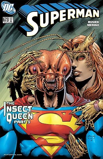 Superman (1939-2011) #673