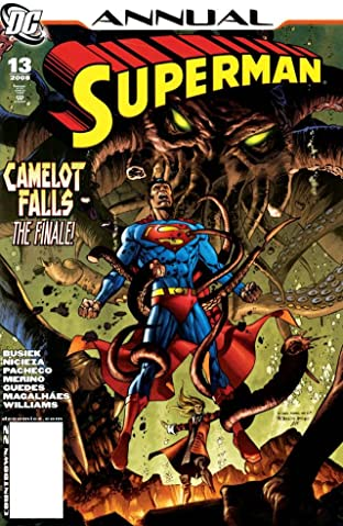 Superman (1939-2011): Annual #13