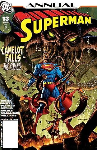Superman (1939-2011): Annual #13