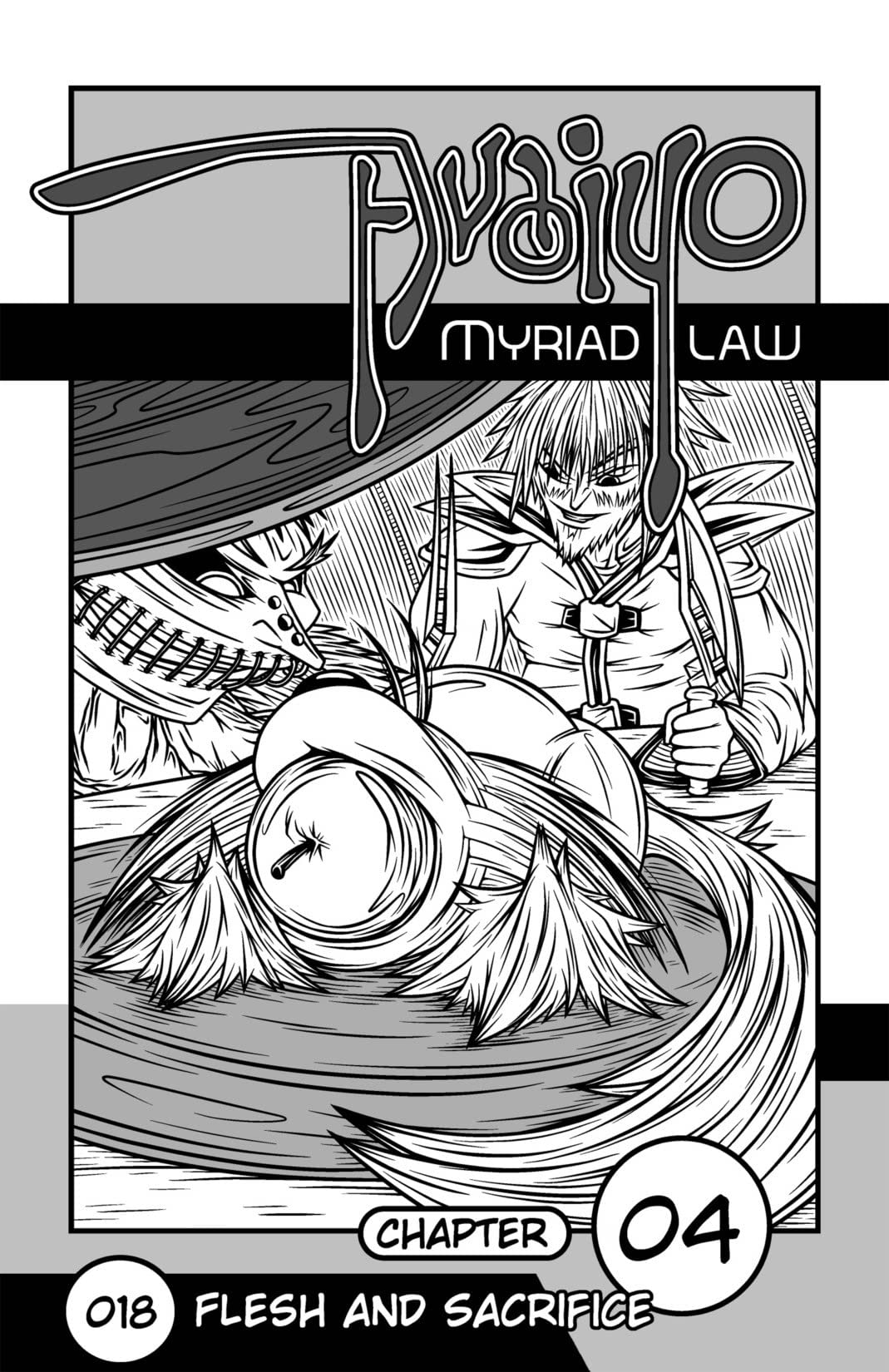 Avaiyo: Myriad Law #018