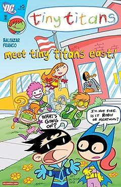 Tiny Titans #5