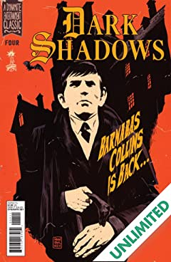 Dark Shadows (Ongoing) #4