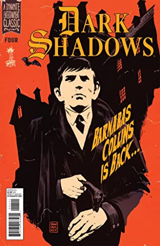 Dark Shadows (Ongoing) No.4