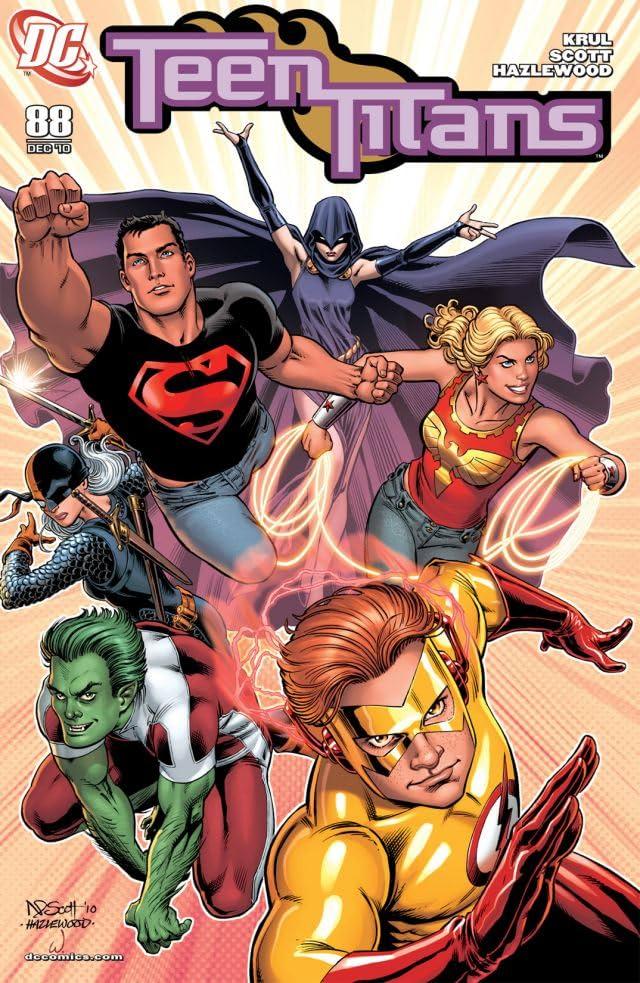 Teen Titans (2003-2011) #88