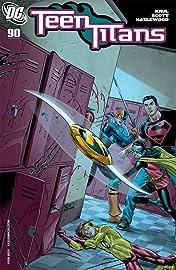 Teen Titans (2003-2011) #90