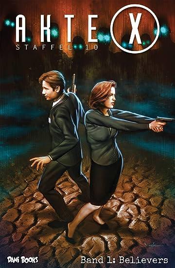 Akte X - Staffel 10 Vol. 1: Believers