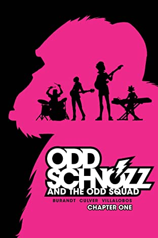 Odd Schnozz & the Odd Squad #1