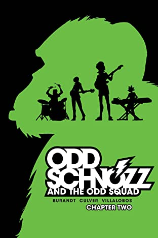 Odd Schnozz & the Odd Squad #2