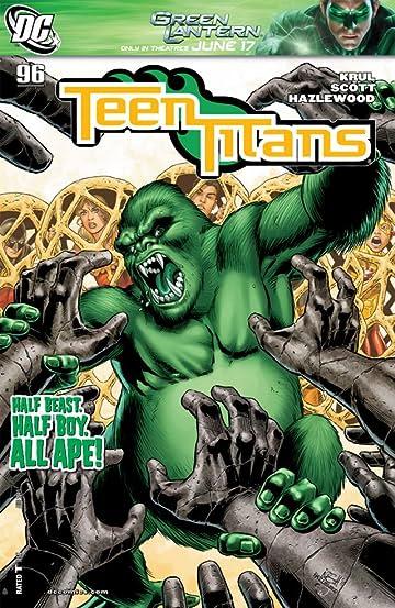 Teen Titans (2003-2011) #96