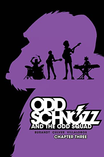 Odd Schnozz & the Odd Squad #3