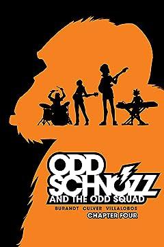 Odd Schnozz & the Odd Squad #4
