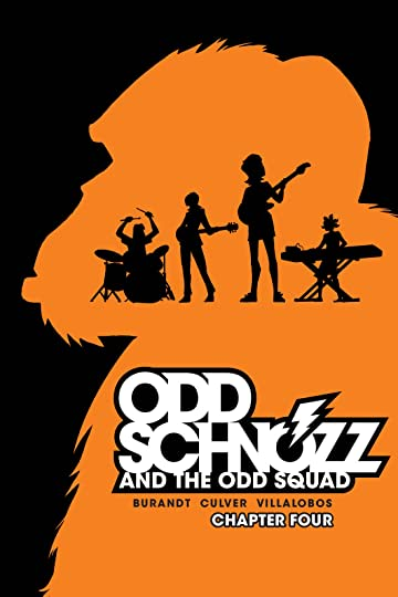 Odd Schnozz & the Odd Squad #4