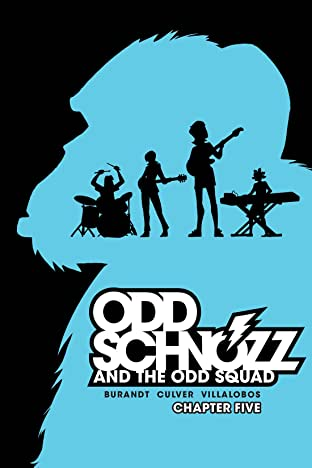 Odd Schnozz & the Odd Squad #5