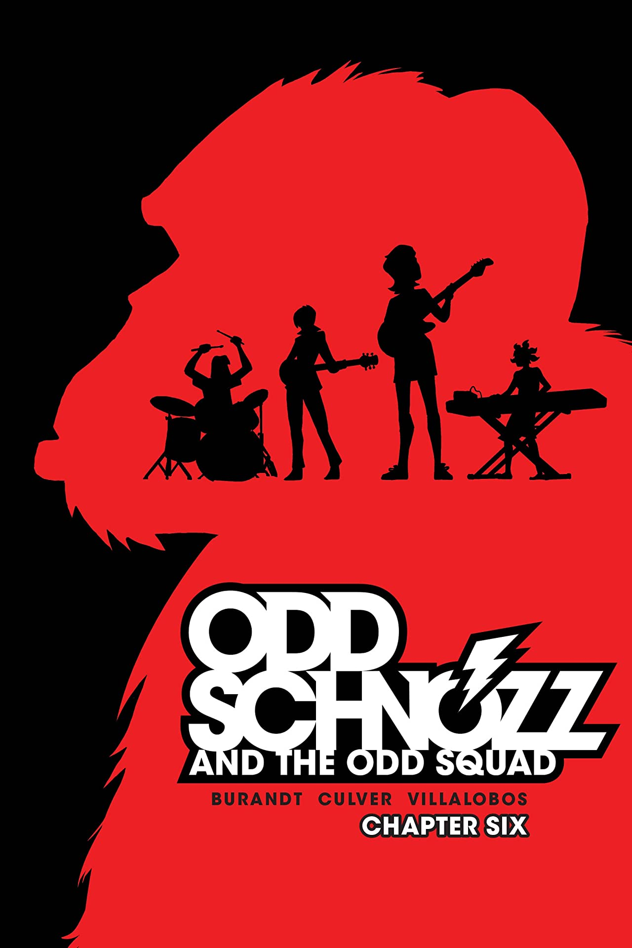 Odd Schnozz & the Odd Squad #6