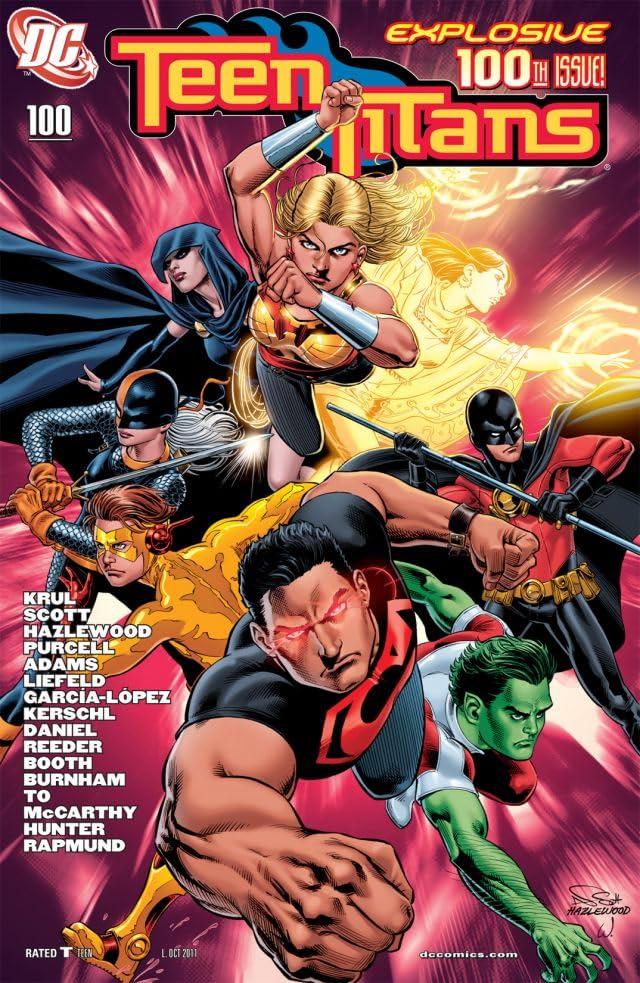 Teen Titans (2003-2011) #100