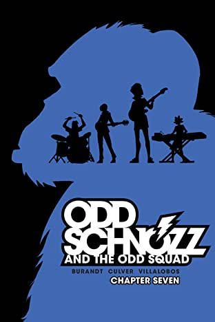 Odd Schnozz & the Odd Squad #7