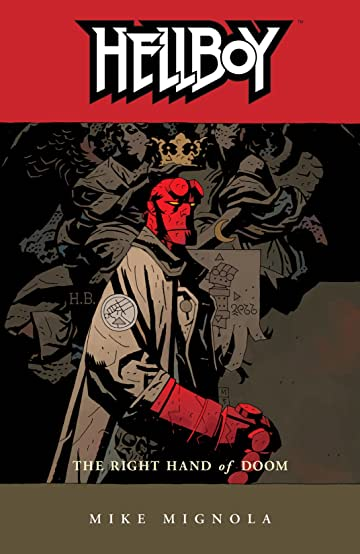 Hellboy Tome 4: The Right Hand of Doom