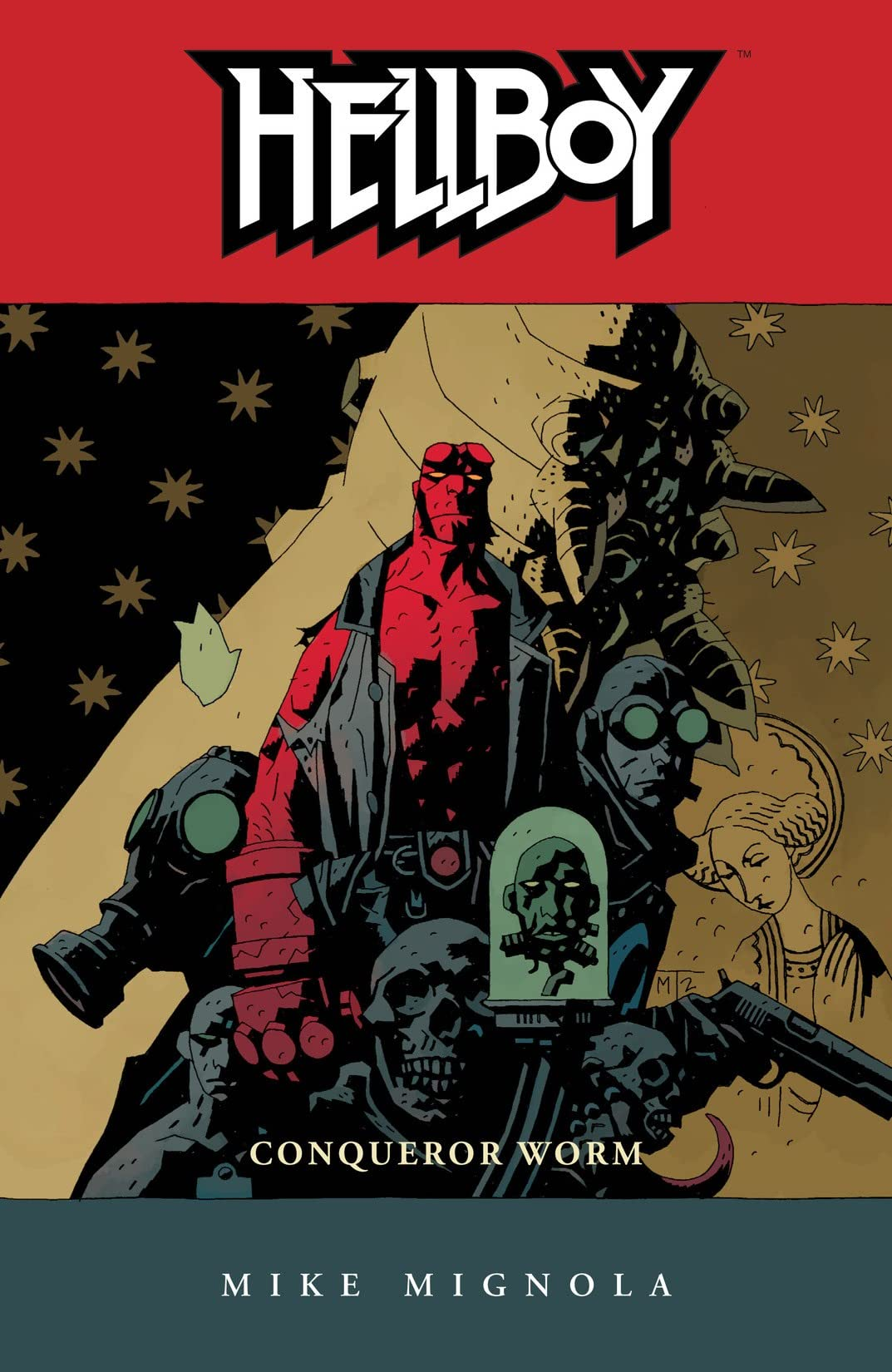 Hellboy Tome 5: Conqueror Worm (2nd edition)