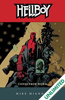 Hellboy Vol. 5: Conqueror Worm (2nd edition)