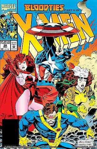 X-Men (1991-2001) No.26
