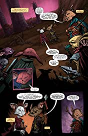 The Mice Templar Vol. 5: Night's End #2 (of 5)