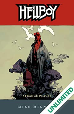Hellboy Vol. 6: Strange Places