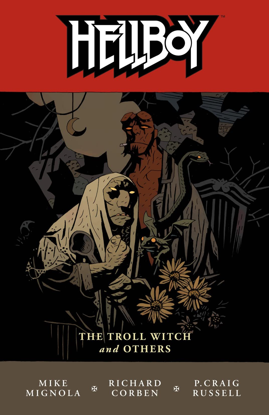 Hellboy Vol. 7: The Troll Witch and Others